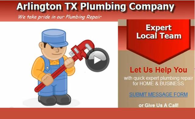 Arlington Plumbing Video